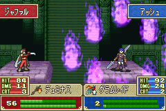 Fire Emblem - FE7if - Battle  - But try THIS. - User Screenshot